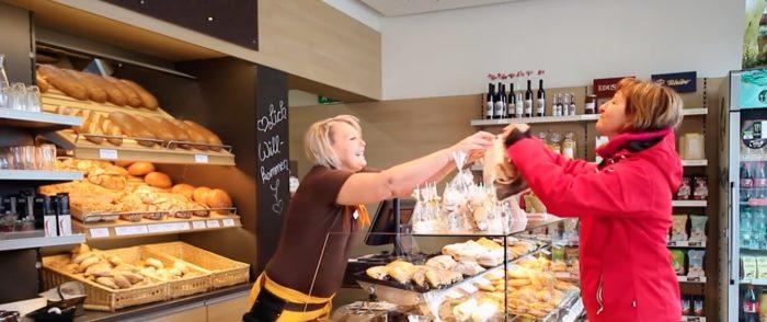 Jobs im Service/Verkauf in der Bäckerei Steinparzer