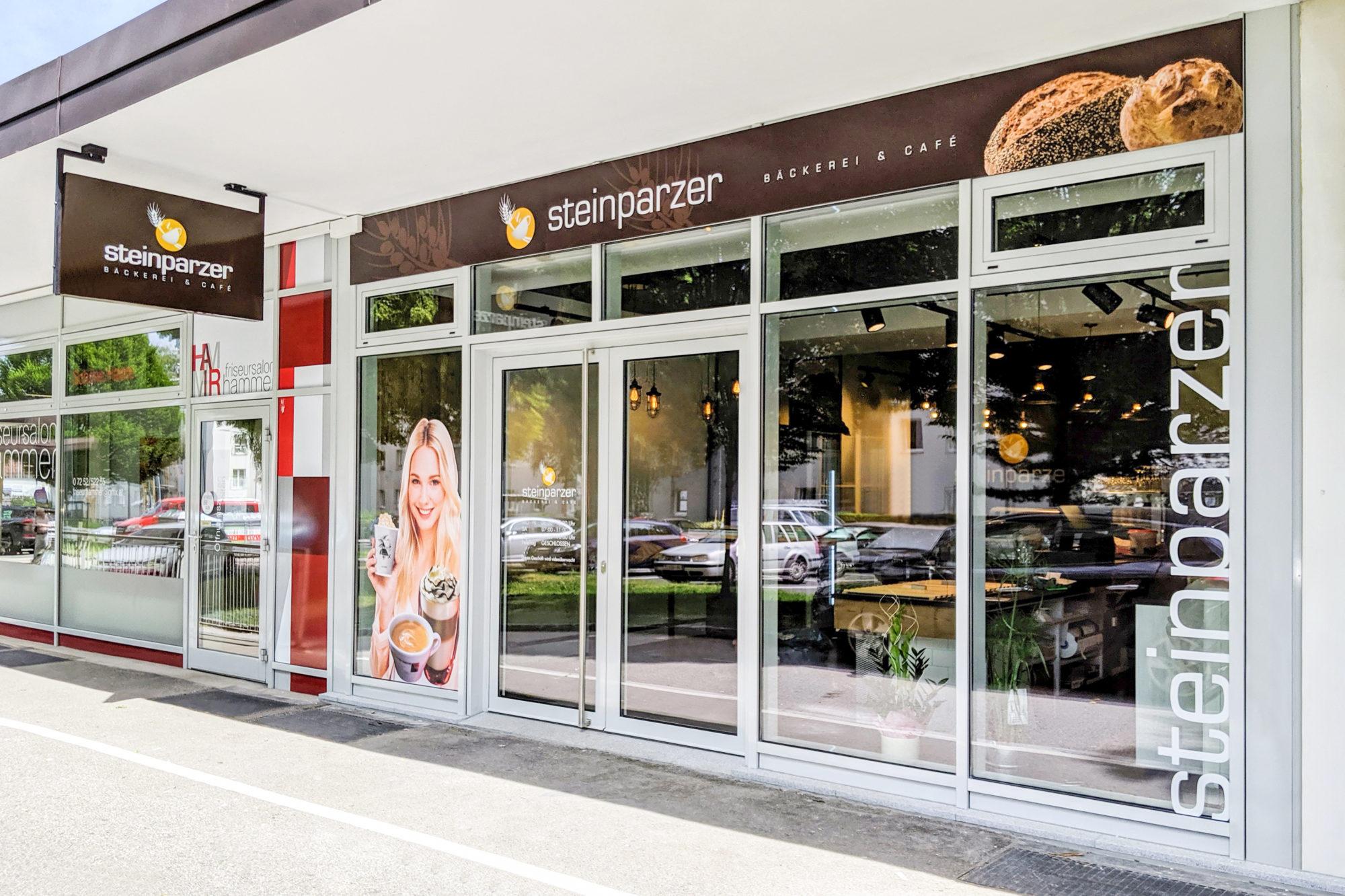 Bäckerei Steinparzer Filiale Steyr