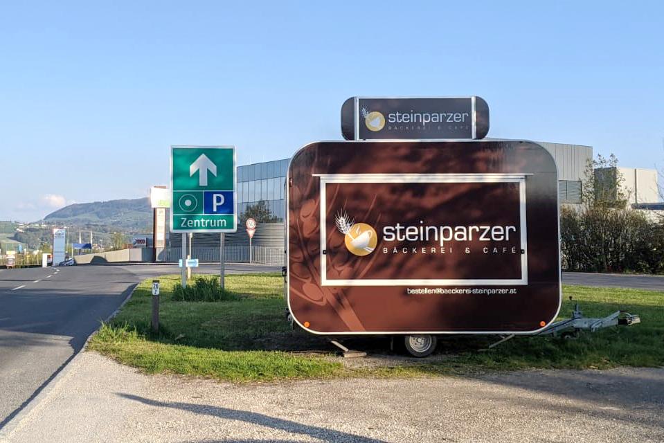 Trailer Steyr Wolfernstraße